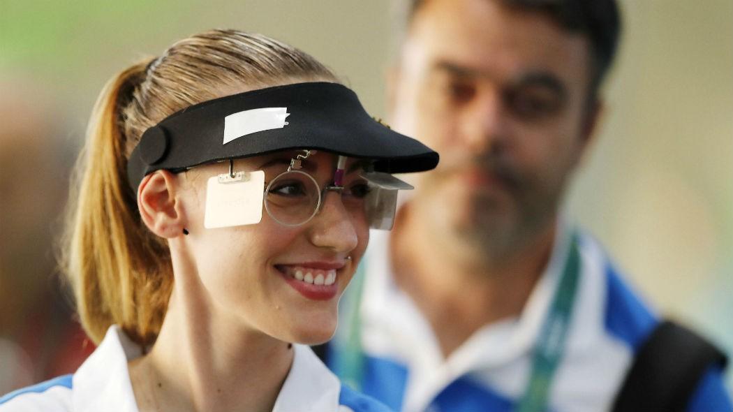 Μπράβο Άννα, χρυσή Ολυμπιονίκης η Ελληνίδα πρωταθλήτρια!