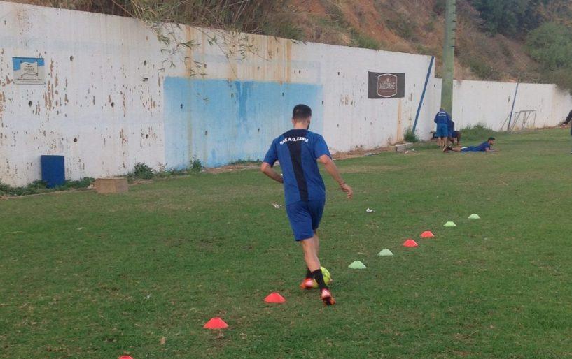 Δυναμικά ξεκίνησε η εβδομάδα για τους παίκτες του Α.Ο.Χανιά