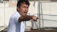 Χατζηνικολάου: «Έτσι είναι η μπάλα και το ποδόσφαιρο»