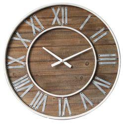 Small Of Roman Numerals Clock