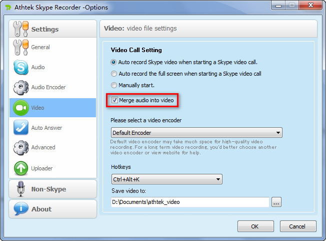 Skype Recorder v55 Has Been Released! AthTek Blog - Record Skype Video Calls