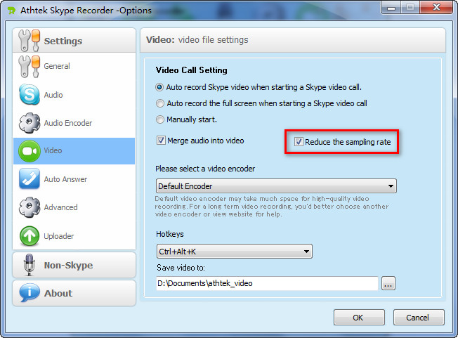 Skype Call Recorder v551 Has Been Released! AthTek Blog - Record Skype Video Calls