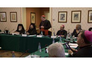 primatul papal, comisie mixta, ecumenism