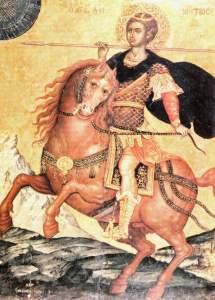 Sfântul Mare Mucenic Dimitrie-Sf. Dimitrie