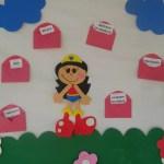 mural dia da mulher eva