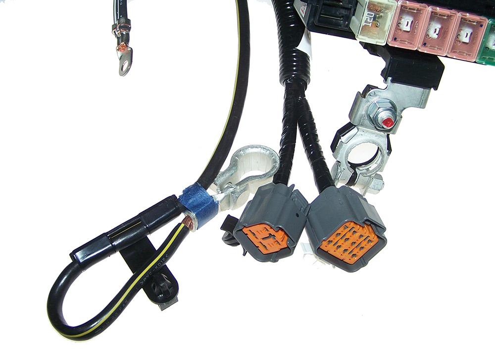 93-95 Rx7 Manual Battery Terminal Wire Harness (FD01-67-070K)