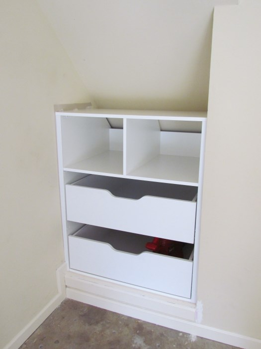 Atlanta Closet & Storage Solutions Sloped Ceilings