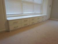 Atlanta Closet & Storage Solutions Benches
