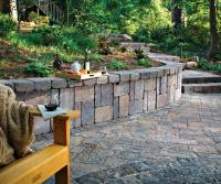 Retaining walls expand landscaping options | Atlanta Home ...
