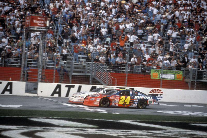 Track History Media Atlanta Motor Speedway