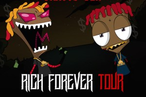 Don't Miss The Rich Forever Tour with Rich The Kid + Famous Dex at The Loft @ Center Stage!