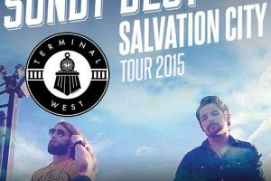 Win a Signed Copy of Sundy Best's Newest Album, Salvation City!