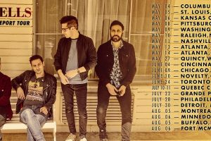 Atlanta Music Guide New Song Spotlight: Knocking At The Door by the Arkells