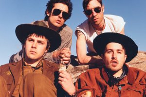Black Lips' Cole Alexander headlines The Cryptophonic Tour @ Oakland Cemetery 5/2