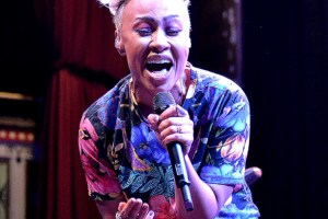 Picture Book & Live Review: Emeli Sande @ The Tabernacle July 3rd