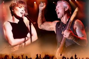 Interview: Neil Giraldo Playing w/ Pat Benatar at Atlanta Botanical Garden June 23rd