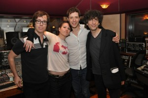 Ben Folds, Damian Kulash (OK Go), Amanda Palmer (Dresden Dolls) and Author Neil Gaiman to Write and Record Eight Songs in Eight Hours