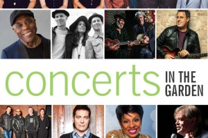 Save the Date: Atlanta Botanical Garden 'Concerts in the Garden' On Sale April 21