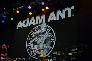 Picture Book & Live Review: Adam Ant @ Center Stage