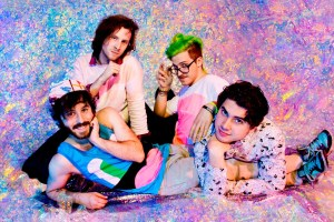 Interview: Anamanaguchi Playing The Drunken Unicorn July 20th