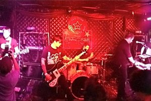 Live Review & Q&A: Attention System at the Star Bar, February 4