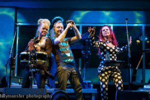 Picture Book & Live Review: The B-52's @ Atlanta Botanical Garden June 28th!