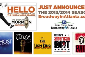 Broadway Atlanta Announces New Musicals coming to the Fox Theatre
