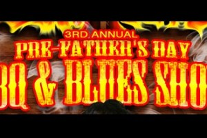 The 3rd Annual BBQ & Blues Festival is here!