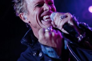 Picture Book: Billy Idol, Joan Jett and the Blackhearts at Chastain Park Amphitheatre, August 31