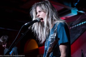 Bully w/ Palehound at The Drunken Unicorn 01/31/16