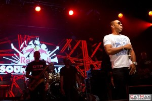 Picture Book: Red Bull Soundclash with Ludacris and Neon Trees