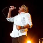 Roger Daltrey at Verizon Wireless