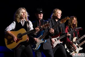 Picture Book & Live Review: Ted Nugent, REO Speedwagon & Styx 5/5!
