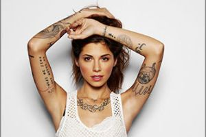 Show Preview: Christina Perri 8/19 @ Aaron's Amphitheatre at Lakewood