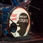 Parquet Courts with Mary Lattimore at Terminal West 02/11/17