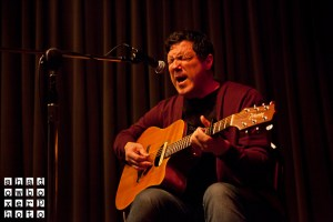 Picture Book: Damien Jurado at Eddie's Attic 4/28
