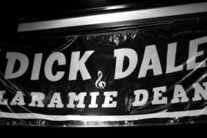Picture Book: Dick Dale, Laramie Dean, Los Straitjackets, Dave Alvin at The EARL, June 10 and 11