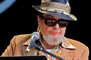 Picture Book : Dr. John and the Lower 911@Chastain Park Amphitheatre June 17