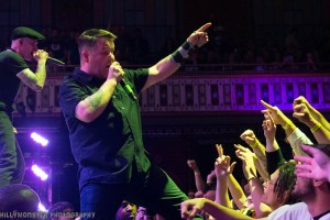 Dropkick Murphys with Tiger Army and The New Darkbuster at The Tabernacle 03/05/16