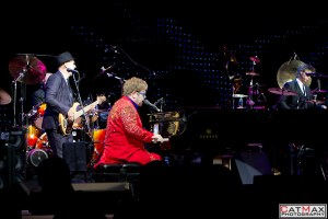 Live Review & Picture Book: Elton John @ Macon Coliseum, 3/20