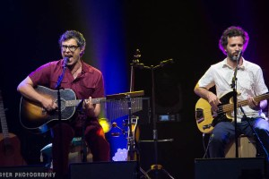 Flight of the Conchords at Chastain Park Amphitheatre 07/12/16