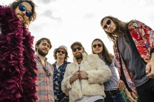 Futurebirds to play Buckhead Theatre Nov. 27