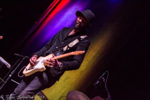 Picture Book: Gary Clark Jr. & Ruby Velle and The Soulphonics @ The Tabernacle