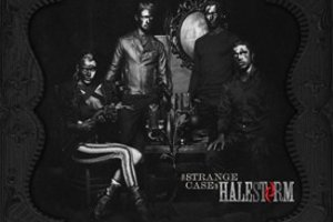 CD Review: Halestorm — The Strange Case Of…