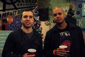 Recap: Grammy Mixer @ Criminal Records, Tuesday, December 11th