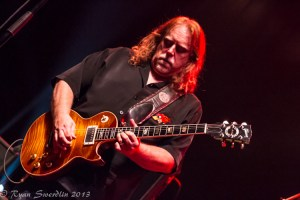 Picture Book & Review: Gov't Mule & London Souls @ The Tabernacle
