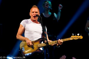 Picture Book: Sting @ Chastain Park Amphitheater, June 7th