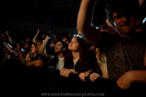 Live Review and Picture Book: Justice at The Tabernacle, March 22