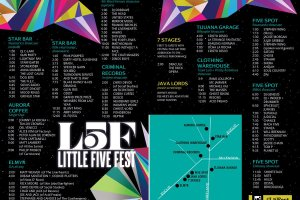 AMG Weekend Picks: Little 5 Fest, CounterPoint, The Urban Hoedown, Animal Collective and More!