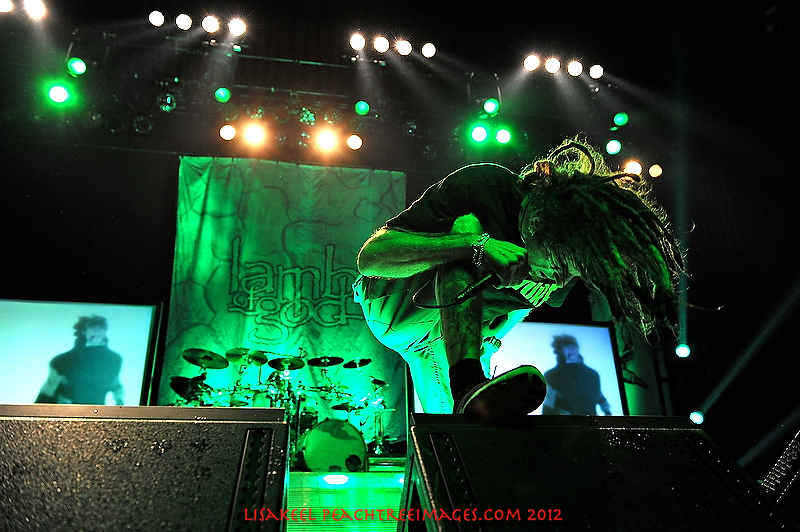 Lamb of God, In Flames, Hellyeah and Sylosis performs at The Tabernacle in Atlanta 11-20-12 – Lisa Keel/PeachtreeImages.com